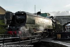 34070 Manston (Jack Haynes Photography) Tags: 34070 manston swanage railway dorset bullied pacific