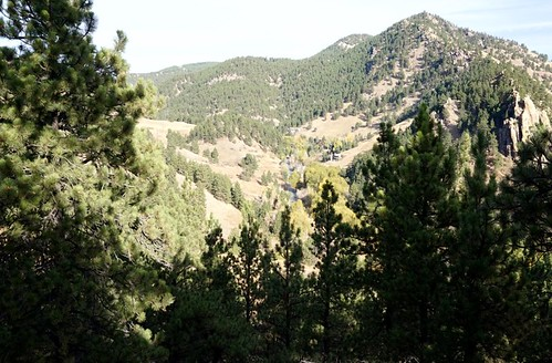Photo - Reservoir and Mount Sanitas 2