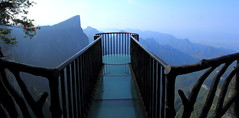 My First Glass Balcony (Eye of Brice Retailleau) Tags: tianmen chemin angle asia beauty blue sky bridge bright canyon china chine ciel cliff cliffhanger colourful colours composition creative earth extérieur falaise gorge landscape montagne mountain mountains nature outdoor overview panorama path paysage perspective scenery scenic spectacular trail travel view vista
