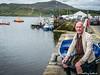 Kilted in Skye (FotoFling Scotland) Tags: isleofskye skye kilt fotoflingscotland freeballing blackwatchtartan sporran
