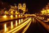 Light trails on the Seine (edhi) Tags: paris iledefrance france 75 notredamedeparis longexposure lighttrail lightstream lighttrails longshuttertime slowshutterspeed sony sonya6300 nightsnapshot a6300 cathedral parisbynight night boat lovelycity