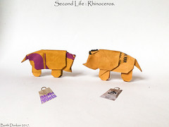 Second Life Rhinoceros - Barth Dunkan. (Magic Fingaz) Tags: badak barthdunkan nashorn neushoorngergedan rhinoceros rinoceronte ρινόκερωσ носоріг носорог 코뿔소 サイ 犀牛