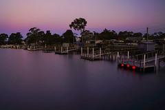 Prosser Bay (Raymond.Ling.43) Tags: sony a7rii oct australia tasmania spring sunset longexposure river orford 奥福德 prosserbay prosserriver 塔斯曼尼亞州 doubleexposure