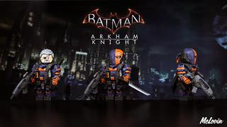 Deathstroke - Batman Arkham Knight