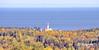 AUTUMN SCENERY |  FALL COLORS |  METIS LIGHTHOUSE  |  1909 | METIS BEACH |  PHARE de MÉTIS  ST. LAWRENCE RIVER |  MÉTIS-SUR-MER |  QUEBEC  |  CANADA (C. C. Gosselin) Tags: metis lighthouse | 1909 beach phare de métis métissurmer quebec canada reford gardens jardins canon7dmarkii canon 7dmarkii 7d markii mark ii canoneosrebelt2i canoneos7d canon7d eos7d canoneos eos rebel t2i ph:camera=canon autumn scenery scene fall color colors colour colours automne couleurs st lawrence river