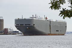 r_170921162_beat0057_a (Mitch Waxman) Tags: cargo killvankull newyorkcity newyorkharbor roro ship statenisland newyork