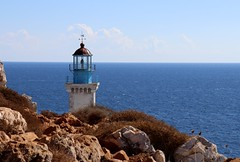 Cape Matapan or Cape Tainaron (etriznova) Tags: lighthouse mani peloponnese