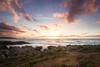 Parque natural de liencres, Santander. (SaúlVF) Tags: longexpositure largaexposición nd cokin 1022 canon santander liencres parquenatural parquenaturaldeliencres playa rocas atardecer anochecer nuves paisaje