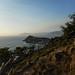 panorama verso la penisola