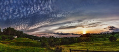 IMG_4579-83Ptzl1TBbLGER (ultravivid imaging) Tags: ultravividimaging ultra vivid imaging ultravivid colorful canon canon5dmk2 clouds fields farm landscape scenic rural vista sky sunsetclouds latesummer evening pennsylvania pa panoramic twilight