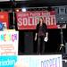Wahlkampfabschluss DIE LINKE Aachen