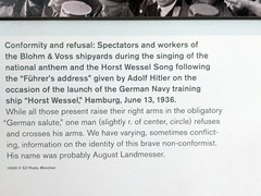 """A brave non-conformist' - Topography of Terror Museum & Memorial - Berlin (ashabot) Tags: berlin germany berlingermany wwii war memorials memorial topographyofterror nazi nazis"