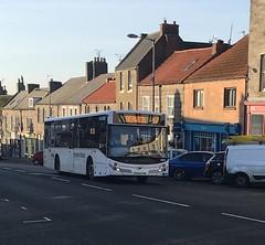 Borders Buses Volvo B7RLE MCV BU14EHW 11401 (Daniely buses) Tags: service67 volvob7rlemcv 11401 bu14ehw westcoastmotors wcm bordersbuses