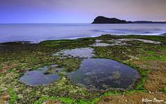 0S1A6773 (Steve Daggar) Tags: pearlbeach seascape landscape longexposure nswcentralcoast gosford woywoy