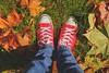 Herbstfarben (DOKTOR WAUMIAU) Tags: chucks converse converseallstars fade fuji fujifilm fujilove fujixt20 lightroom mutedshadows sneakers vscofilm xf1855 xt20 500px