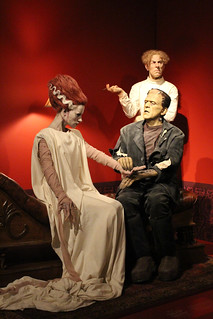 Bride of Frankenstein | Amy Bae