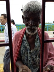 What is Man (firoze shakir photographerno1) Tags: coachs7 tweets indianrailways bullettrain mumbaimail trainjourney nowaterfortoilet