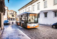 JDSC09113 (Hans-Peter Kurz) Tags: bus linienbus outdoor italy italia italien apt görz gorizia stadtbus friaul stadt city bredamenarinibus vivacity