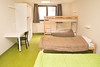 Hostel Bruegel, Brussels (VISITFLANDERS) Tags: hostel youthhostel brussels bruegel pieterbruegel room rooms young accommodation
