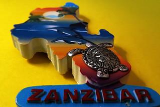 Souvenir de Zanzibar