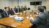 05/10/2017 - Ministro Marcos Pereira recebe o Ministro do Trabalho, Ronaldo Nogueira (mdic.gov.br) Tags: trabalho mdic assú
