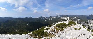 Gromovača (1676 m), Nacionalni park Sjeverni Velebit, Hrvatska / Gromovača (1676 m), Northern Velebit National Park, Croatia