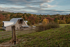 Day is Closing Down (Singing Like Cicadas) Tags: 2017 appalachia autumn fall october westvirginia horsecamp harman randolphcounty outdoors barn farm country countryside 1000gifts onethousandgifts almostheaven countryroads