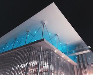 New Opera of Greece #RenzoPiano #Athens #SNFCC