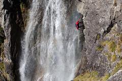 Panticosa Jorge. (R.D. Gallardo) Tags: canon eos 6d retrato raw robado tamron 70200 f28 water waterfall cascada panticosa huesca spain