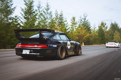 Porsche Rally 2017 (Dylan King Photography) Tags: 2017 porscherally porsche rally vancouver sea sky squamish whistler pemberton 911 991 997 996 993 964 turbo carrera s 4s targa cabriolet rwb widebody modified wing gt rolling yellow white silver black 918 spyder spider