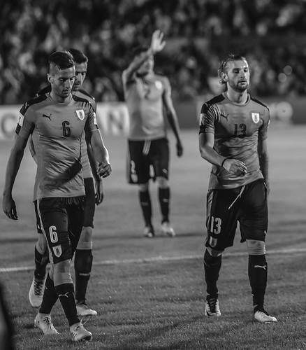 Uruguay 4 - Bolivia 2 | Camino a Rusia! | 171011-0265-jikatu