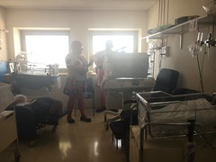Visita Payasospital Hospital General de Elche