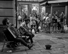 """Street_Music"" (giannipaoloziliani) Tags: nikond3200 genova liguria flickr people capture artists art music nikoncamera nikon nikonphotography place streetcapture streetlife streetphotography monochrome blackandwhite biancoenero monocromatico"