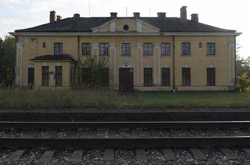 Bērzupes dzelzceļa pieturas punkts, 01.10.2017.