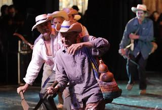 Inauguración de segundo Festival Nacional de Teatro Infantil