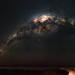 Milky Way at Lake Clifton, Western Australia