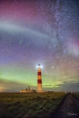 Tarbat Ness Lighthouse (bradders29) Tags: aurora tarbatness lighthouse easterross portmahomack grahambradshaw