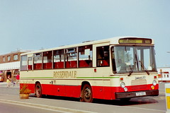 F92XBV (stamper104) Tags: transport transportintheframe transportoftheworld alltypesoftransport anykindofvehicles bus coach leyland rossendale fleetwood 1999 oldtimepeoplemovers planetearthtransportation