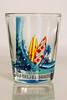 Shot Glass 10-15-17 (MelenaMe) Tags: souvenir shotglass glass macro drink crystal macromondays reflections reflection tropical dominica republicadominica
