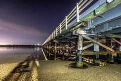 Barwon Heads Bridges-12 (Quick Shot Photos) Tags: barwonheads canon night oceangrove astro victoria australia twinbridges bridges leadinglinesbarwonheadscanonnightoceangroveastrovictoriaaustraliaau