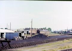 Forfar Yard. 1979? (Gary Straiton) Tags: forfar caledonianrailway strathmoreline