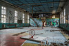 The lost Gym (guitarplayeratwork) Tags: urbex army abandoned lostplace lost sony zeiss rollei vogelsang