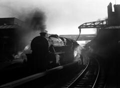 Shrewsbury water stop (ralph.ward15) Tags: steam shrewsbury stanier black5