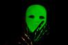 Bare Bones (eddi_monsoon) Tags: threesixtyfive 365 selfportrait selfie self portrait glow glowinthedark