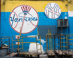 Drinks Galore Yankees Mural at 1331 Jerome Avenue, Bronx, New York City (jag9889) Tags: 2017 20171015 al allamericacity americanleague architecture baseball baseballteam bombers bronx building concourse graffiti house jeromeavenue majorleaguebaseball mural ny nyyankees nyc nyy newyork newyorkcity newyorkyankees outdoor painting pinstripes southbronx streetart tagging text thebronx thebronxbombers theyanks usa unitedstates unitedstatesofamerica wall yankees jag9889