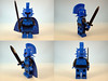 Funny Brick Lego Ares (Alien Hand) Tags: lego dc ares wonder woman pad print