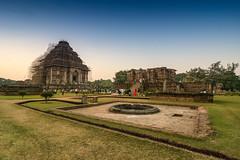 Konark Sun Temple, Odisha, India (Yesmk Photography) Tags: konark suntemple odisha india orissa yesmkphotography muthukumar wideangle tokina1116mm tokina nikon iamnikon d7100
