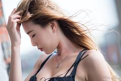 DSC_7246 (Robin Huang 35) Tags: 黃艾比 abbie 彰濱廢墟 彰化 廢墟 內衣 underwear jkf 人像 portrait lady girl nikon d810