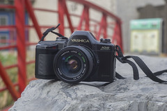 CCR Review 73 - Yashica 108 Multiprogram (.:Axle:.) Tags: ccr classiccamerarevival camera gear review photography sony sonya6000 fotodiox kmzhelios442258 helios slr kyocera yashica108multiprogram 108mp yashica