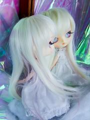 ✧ illusion world (Pliash) Tags: dal doll furara frara pullip groove family asian fashion dolls japanese girl ghost pastel colors cute kawaii pink